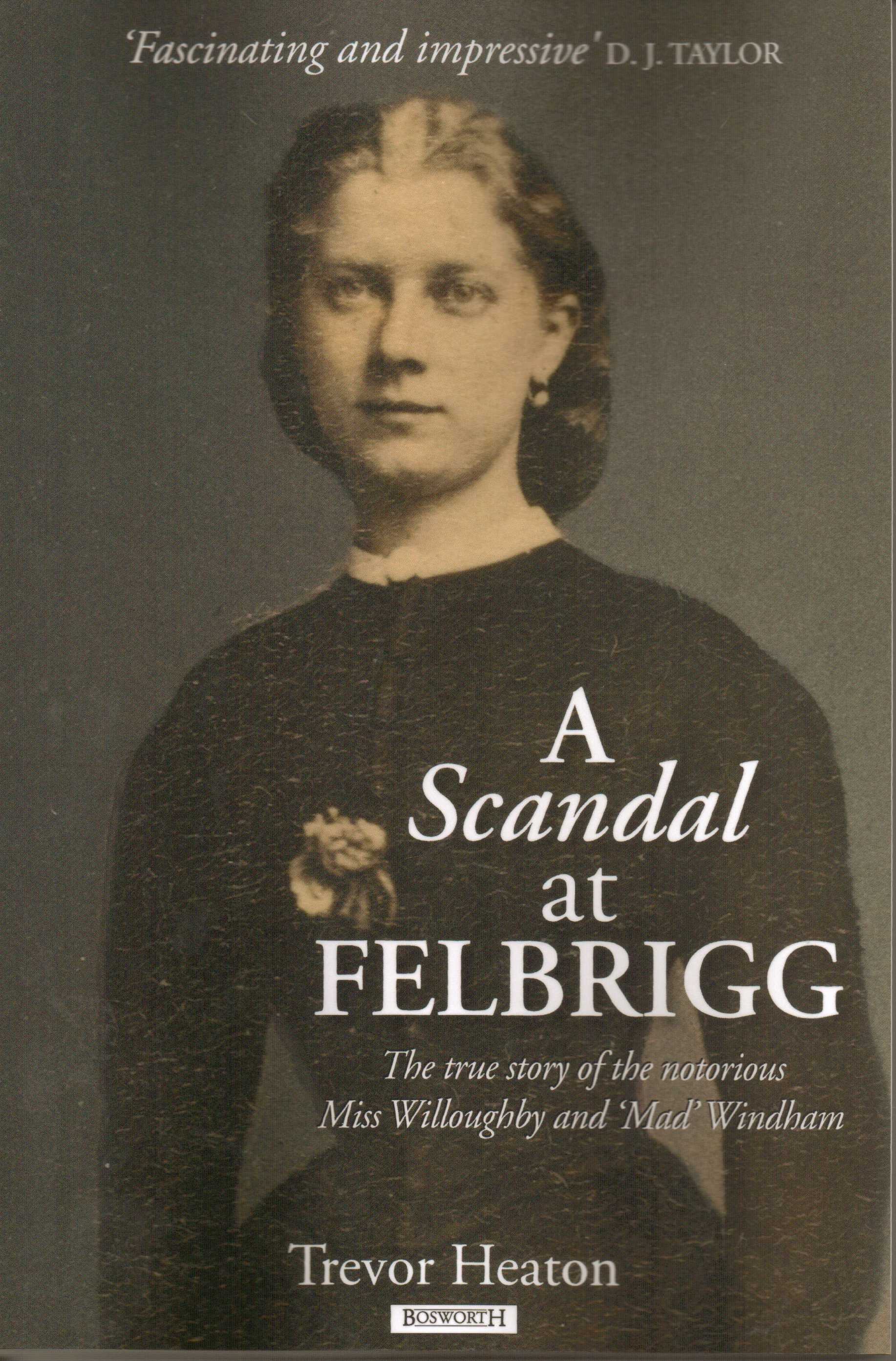 Image for A Scandal at Felbrigg  The true story of the notorious Miss Willoughby and 'Mad' Windham