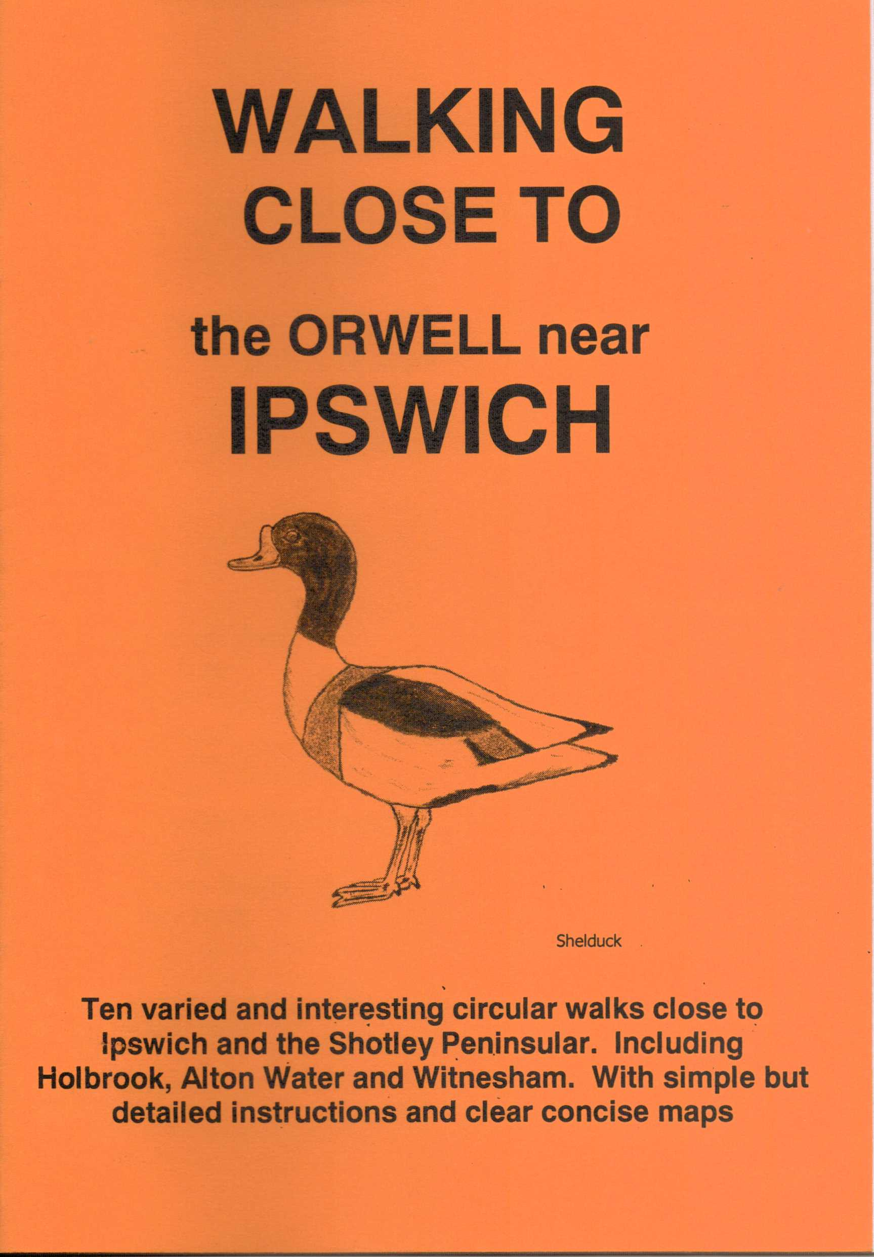 Image for Walking Close to the Orwell near Ipswich