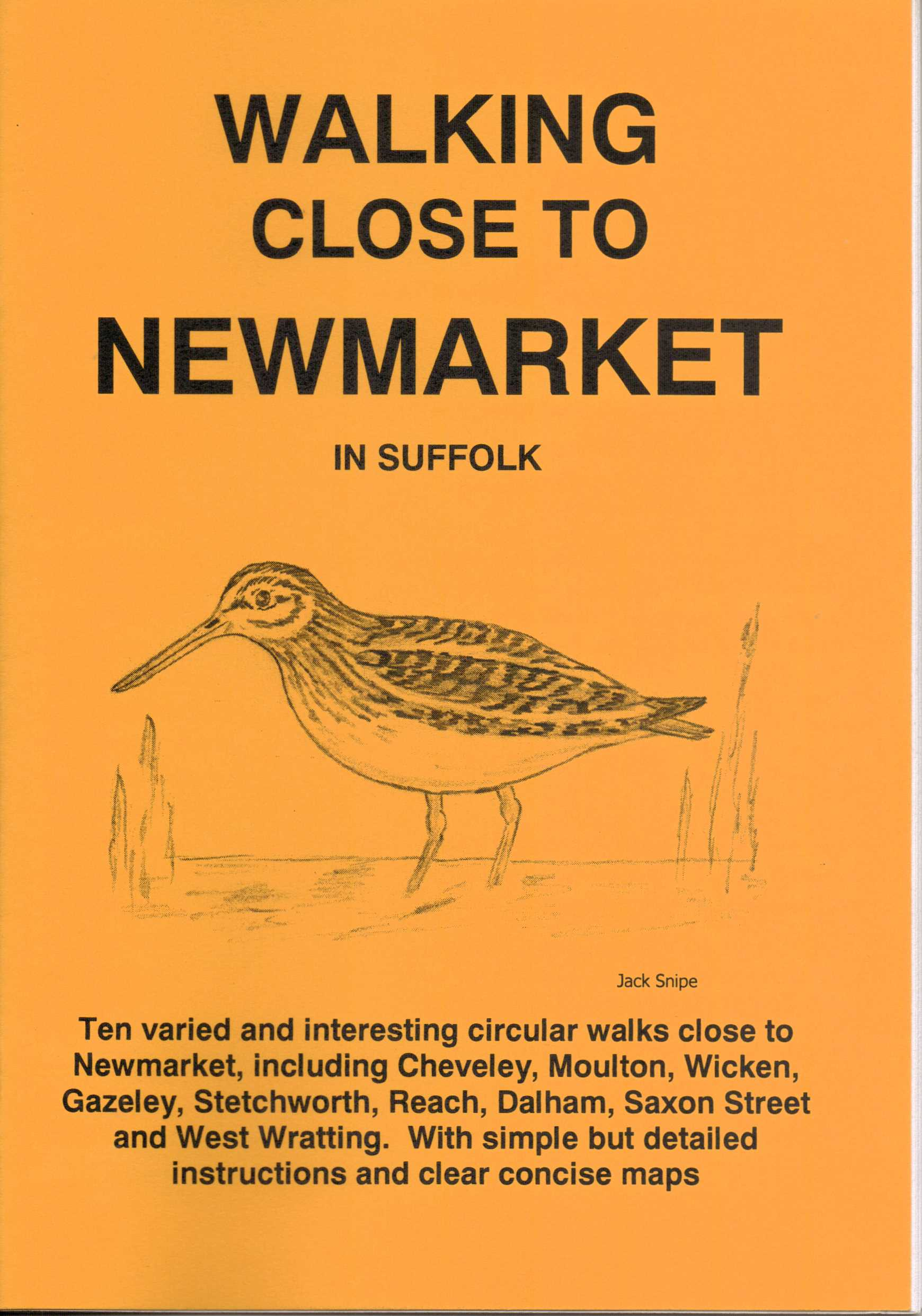 Image for Walking Close to Newmarket in Suffolk