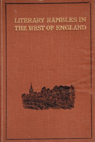Image for Literary Rambles in the west of England