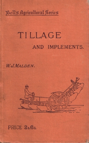 Image for Tillage and Implements