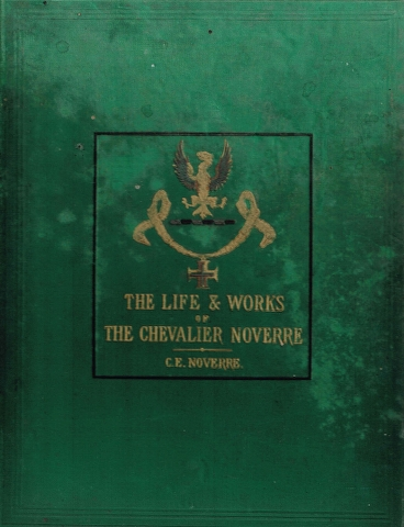 Image for The Life and works of The Chevalier Noverre