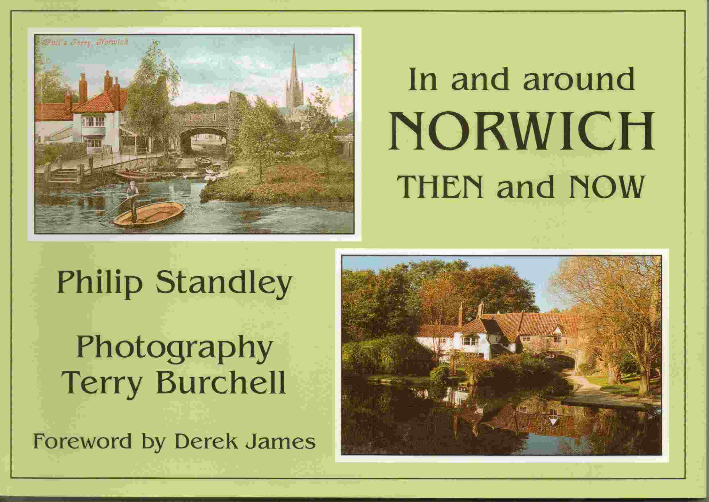 Image for In and around Norwich then and Now