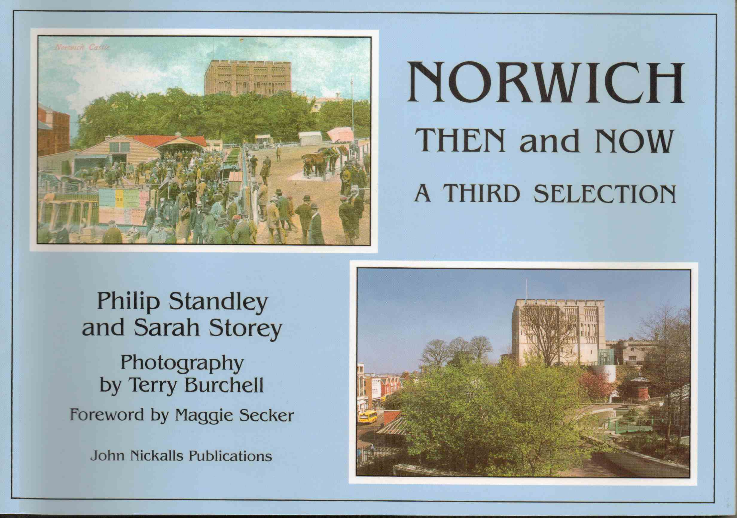 Image for Norwich Then and Now A Third Selection