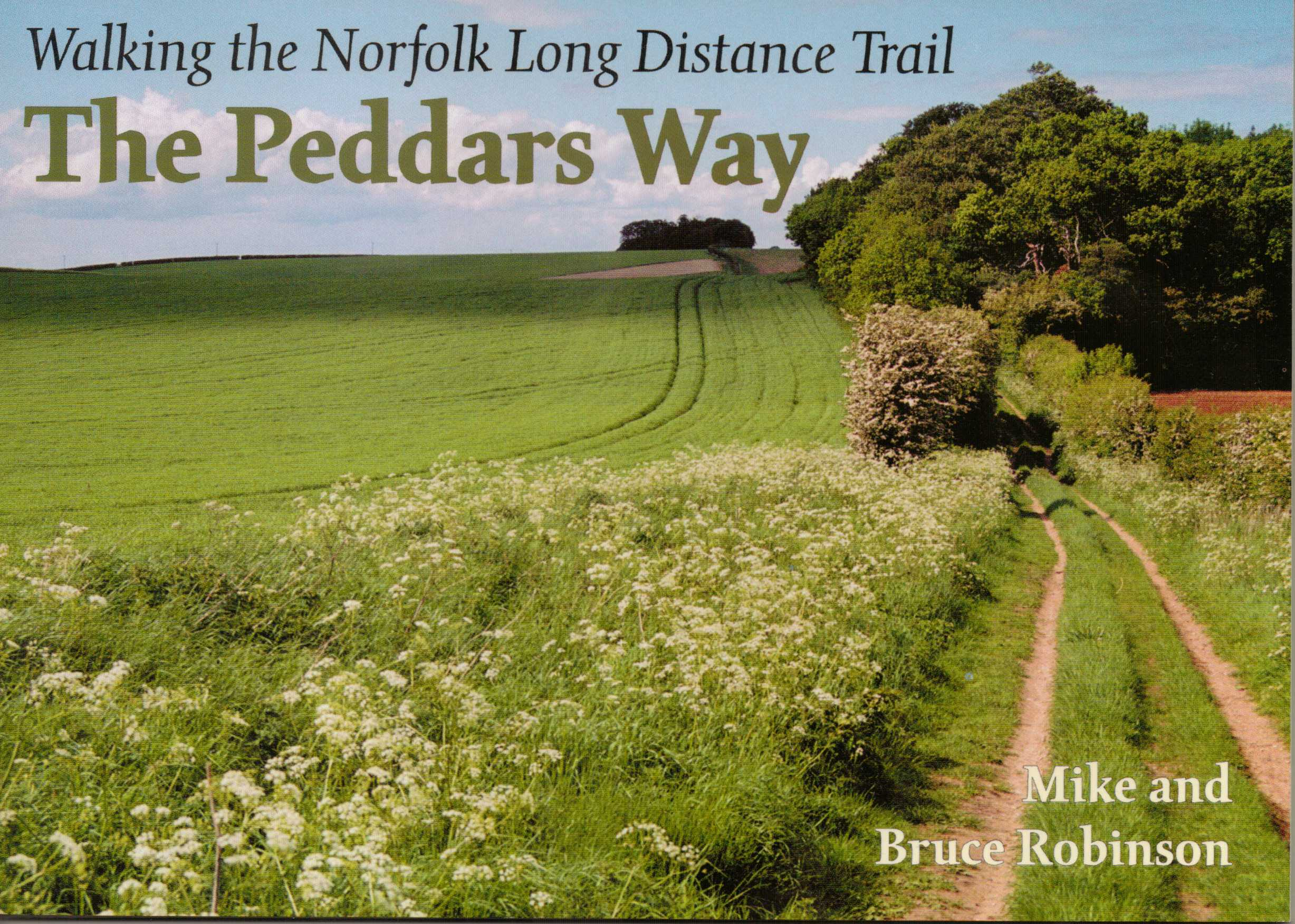 Image for The Peddars Way (Norfolk Long Distance Trail)
