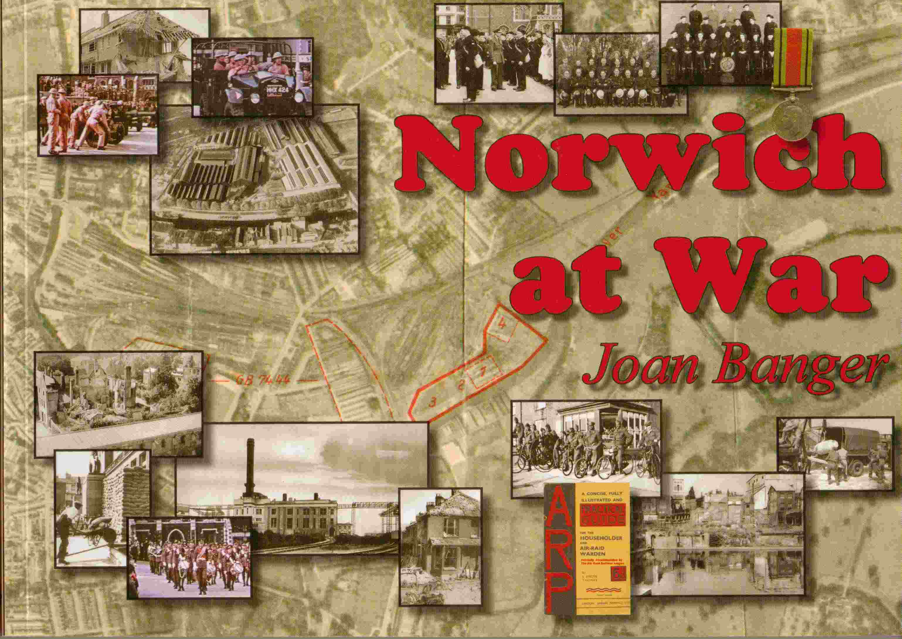 Image for Norwich at War