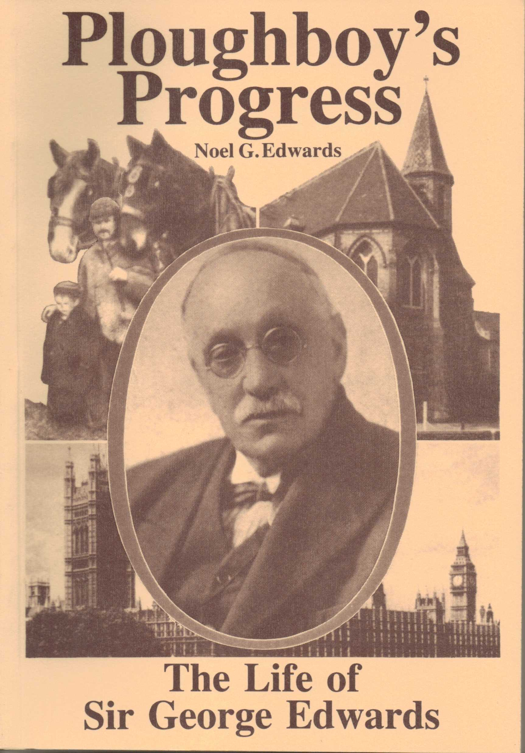 Image for Ploughboy's Progress - The Life of Sir George Edwards