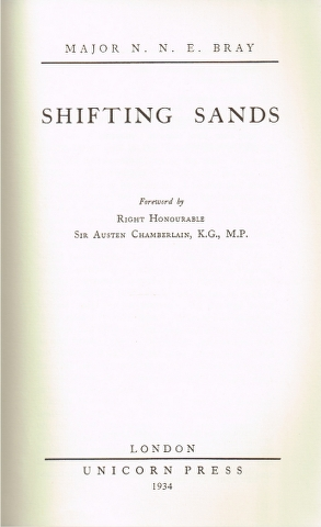 Image for Shifting Sands