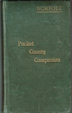 Image for Norfolk: Pocket County Companion