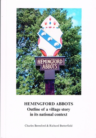 Image for Hemingford Abbots: Outline of a village story in its national context