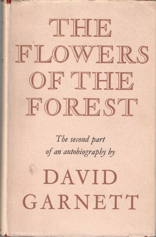 Image for The Flowers of the Forest: Being Volume Two of The Golden Echo