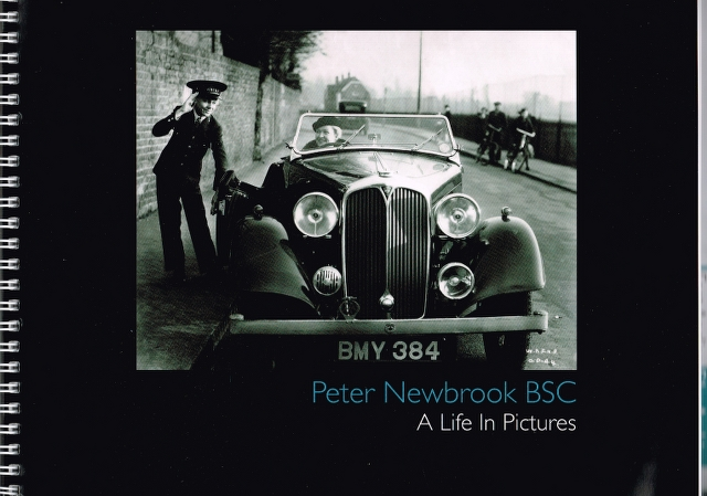 Image for Peter Newbrook BSC: A LIfe in Pictures