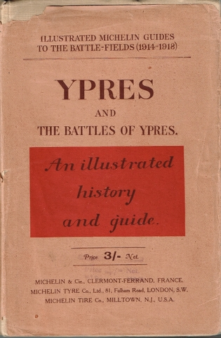 Image for Ypres and the Battles of Ypres