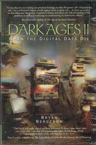 Image for Dark Ages II: When the Digital Data Die