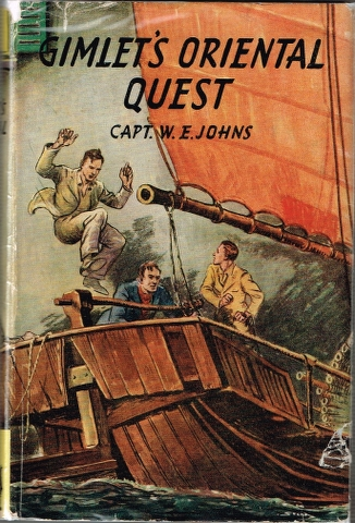 Image for Gimlet's Oriental Quest