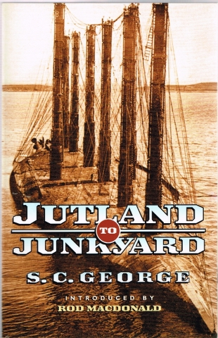 Image for Jutland to Junkyard: The raising of the scuttled German High Seas Fleet from Scapa Flow - the greatest salvage operation of all time