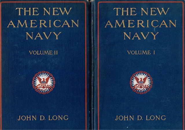 Image for The New American Navy Volume I [and] Volume II [2 Volumes]