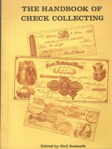 Image for The Handbook of Check Collecting