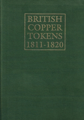Image for British Copper Tokens 1811-1820