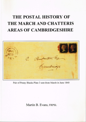 Image for The Postal History of the March and Chatteris Areas of Cambridgeshire