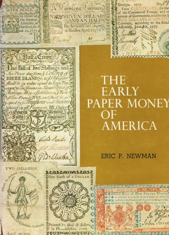 Image for The Early Paper Money of America