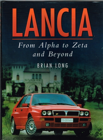 Image for Lancia: From Alpha to Zeta and Beyond