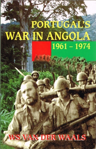 Image for Portugal's War in Angola 1961-1974