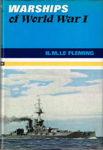 Image for abc Warships of World War 1 Combined Volume
