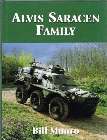 Image for Alvis Saracen Family