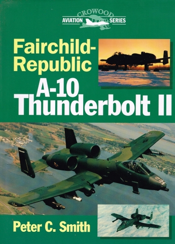 Image for Fairchild-Republic A-10 Thunderbolt II