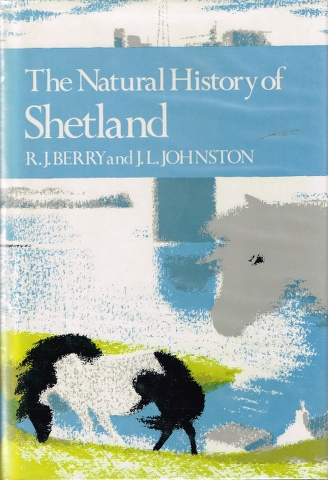 Image for The Natural History of Shetland