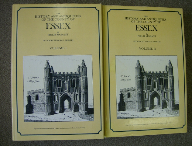 Image for The History and Antiquities of the County of Essex Volume I [and] Volume II [2 Volumes]