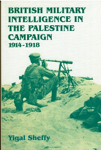 Image for British Military Intelligence in the Palestine Campaign 1914-18