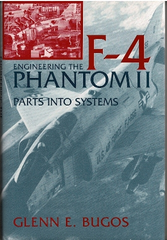 Image for Engineering the F-4 Phantom II: Parts into Systems