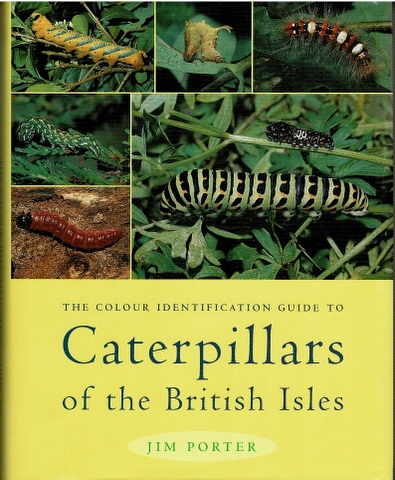 Image for The Colour Identification Guide to Caterpillars of the British Isles