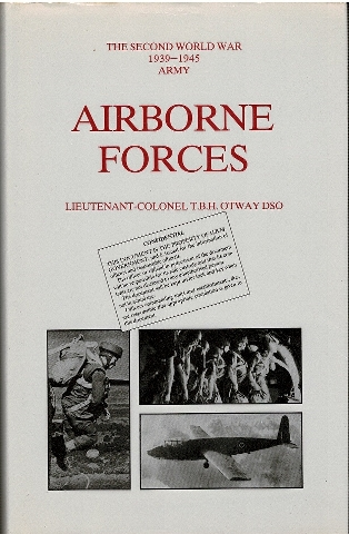 Image for Airborne Forces: The Second World War 1939-45 Army
