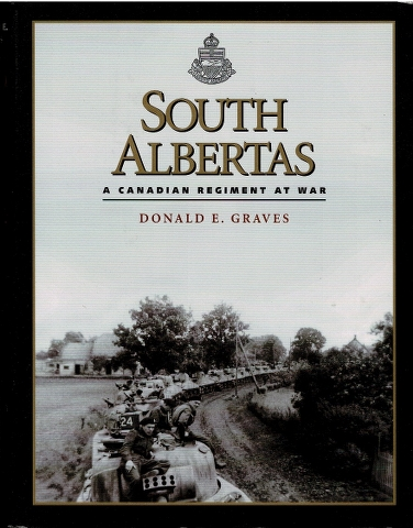 Image for South Albertas: A Canadian Regiment at War