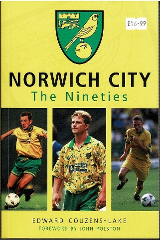 Image for Norwich City The Nineties