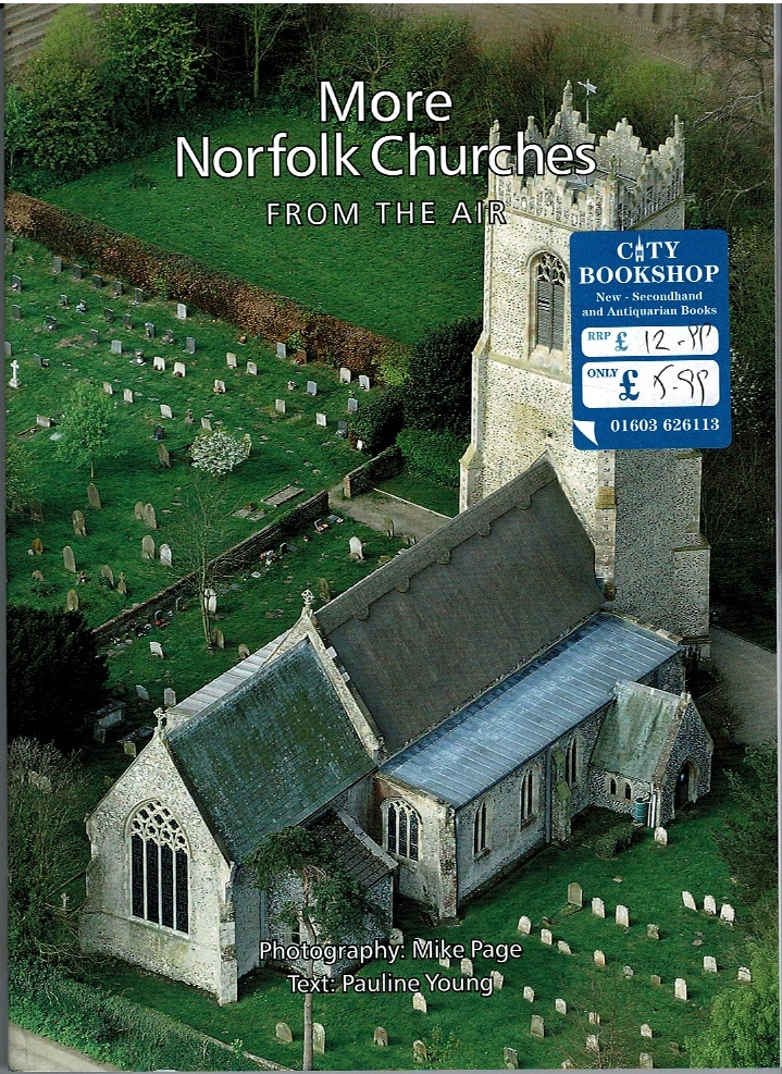 Image for More Norfolk Churches from the Air
