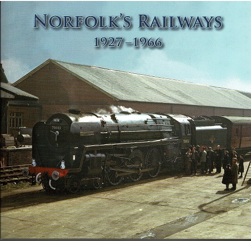 Image for Norfolk's Railways 1927-1966