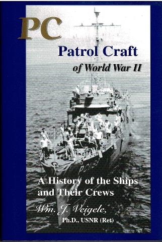 Image for PC Patrol Craft of World War II: A History of the Ships and Their Crews