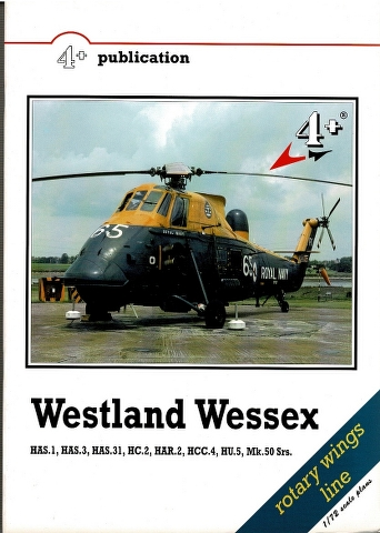 Image for Westland Wessex HAS.1, HAS.3, HAS.31, HC.2, HAR.2, HCC.4, HU.5, Mk.50 Srs.