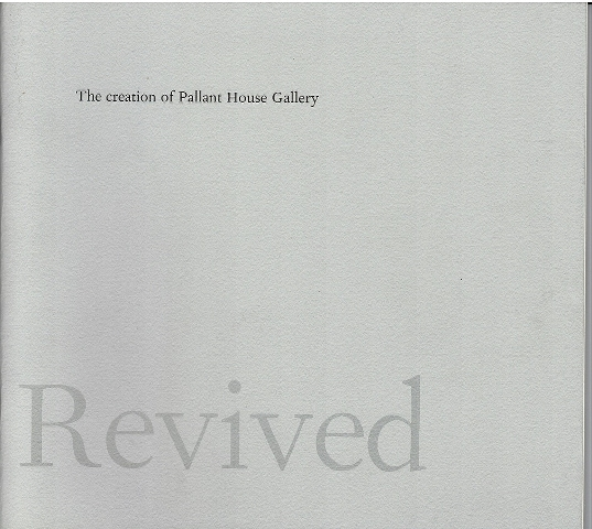 Image for A Dodo Revived: The creation of Pallant House Gallery