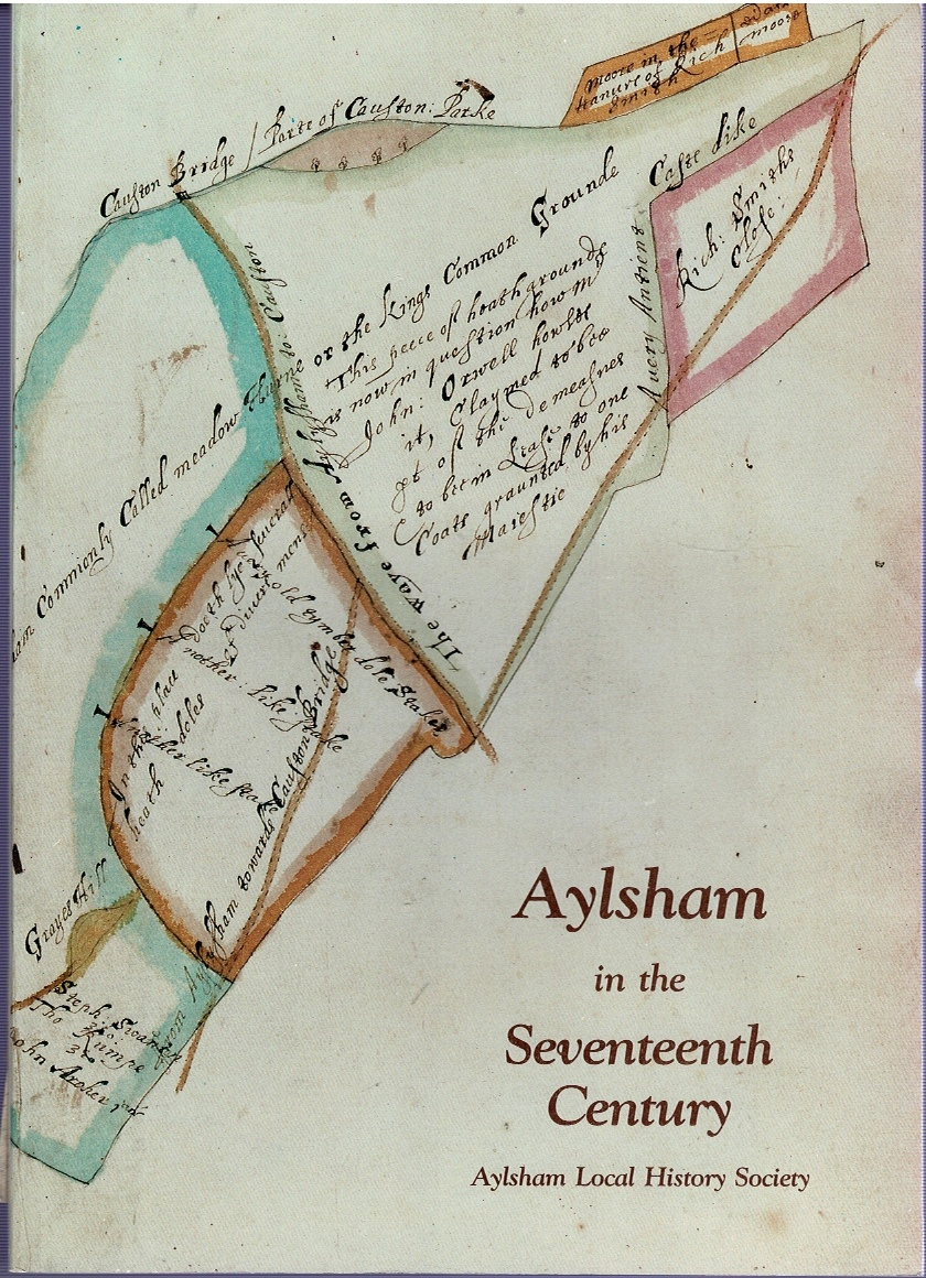Image for Aylsham in the Seventeenth Century: Documents from the Manor of Aylsham Lancaster