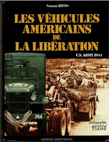 Image for Les Vehicules Americains de la Liberation