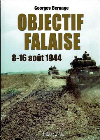 Image for Objectif Falaise 8-16 aout 1944