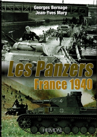 Image for France 1940: Les Panzers (Les Panzers attaquent Mai-juin 1940)