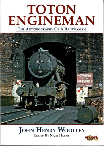 Image for Toton Engineman: The Autobiography of a Railwayman
