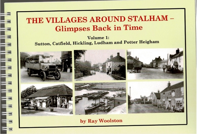 Image for The Villages Around Stalham - Glimpses Back in Time Volume 1: Sutton, Catfield, Hickling, Ludham and Potter Heigham