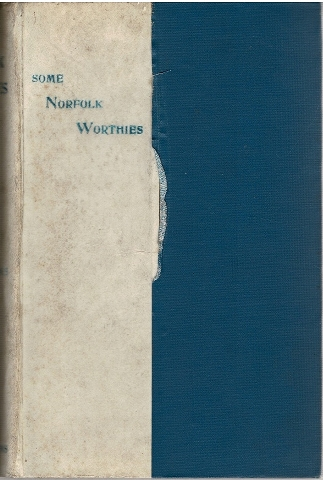 Image for Some Norfolk Worthies
